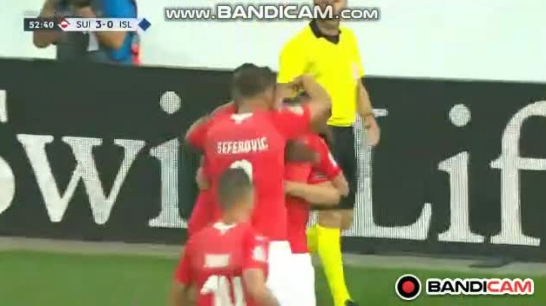 Amazing Frekick Goal Shaqiri(3-0) Switzerland  vs Iceland.mp4