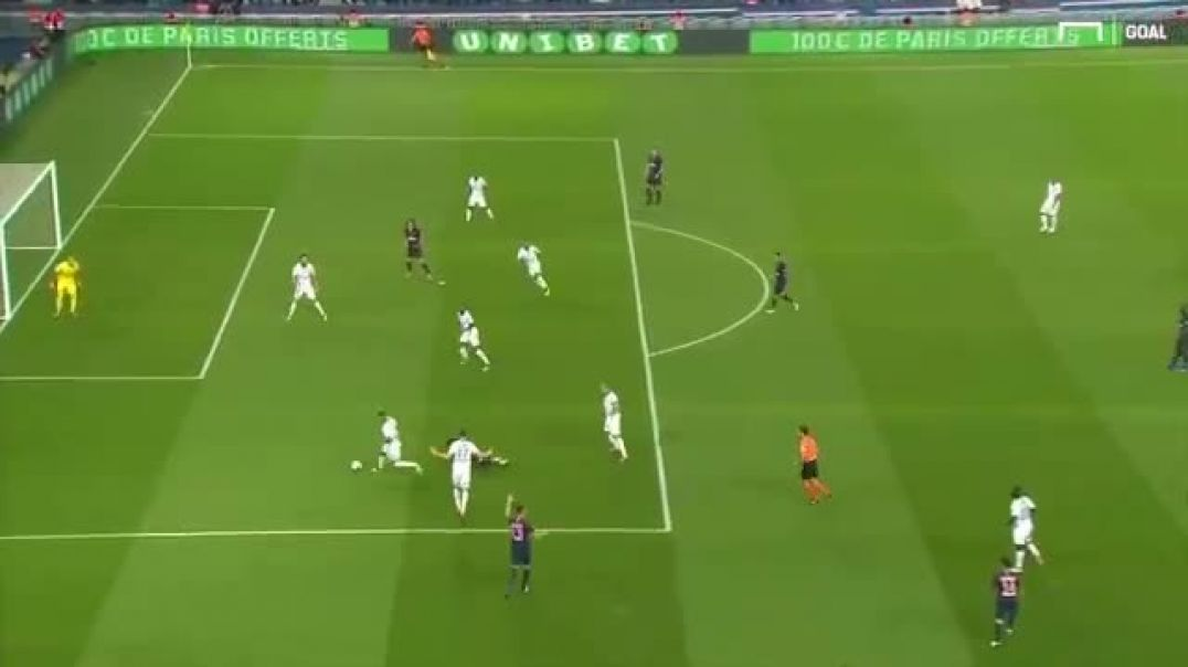 The PSG midfielder seems to have learned a thing or two from the worlds most expensive player!