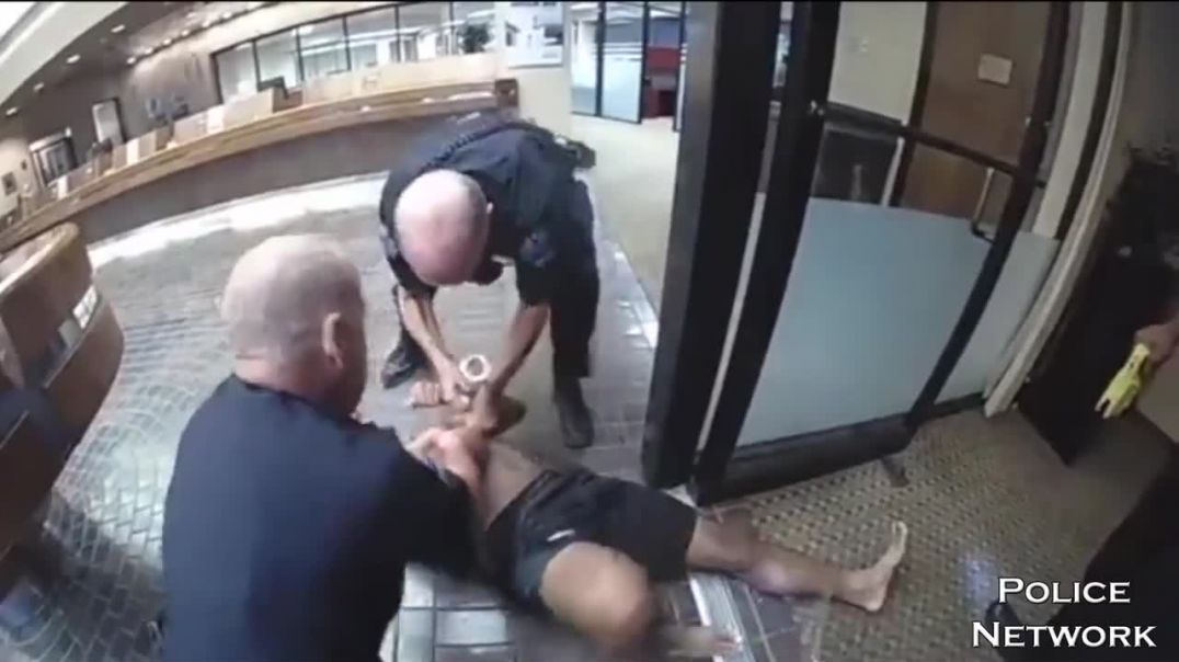 Supect Dies After Being Tased Numerous Times By Police