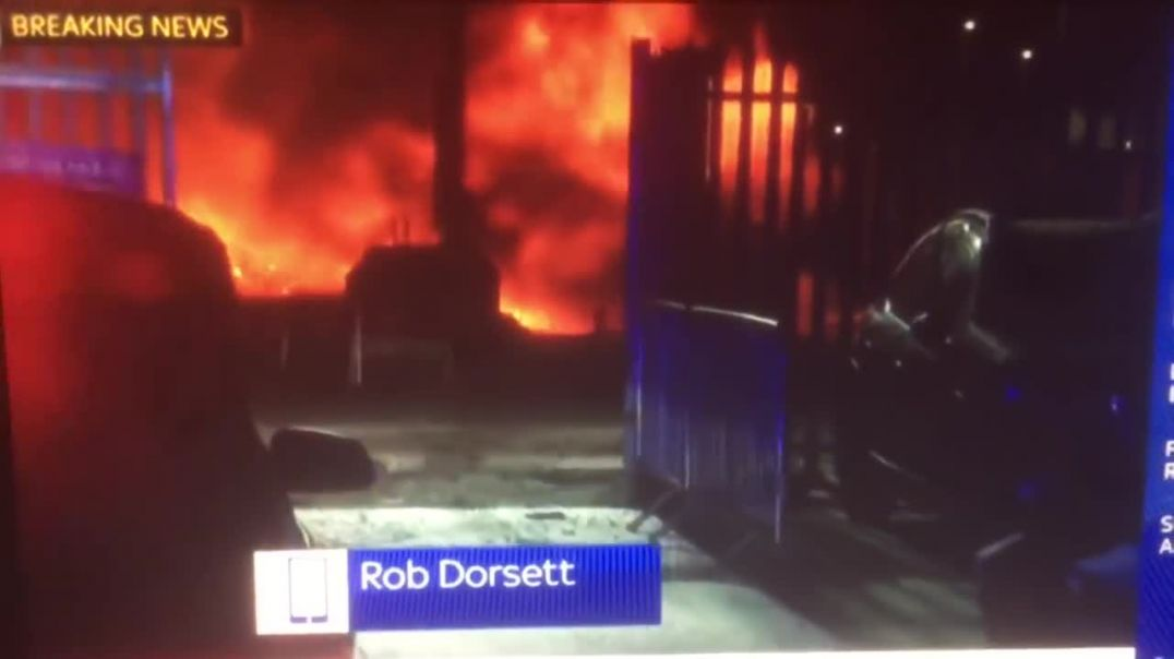 """""""Helicopter Carrying Leicester city owner crashes"""" New Report.mp4"""