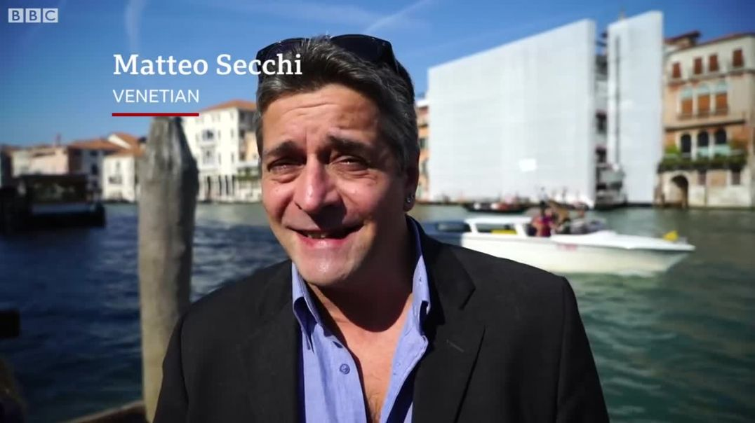 Is tourism killing Venice - BBC News.mp4
