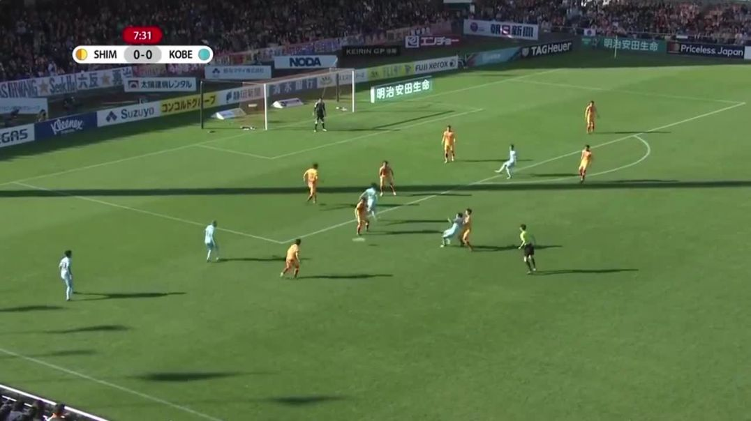Goalkeeper Scores 104th Minute Equaliser In 3-3 Draw Against Iniesta's Vissel Kobe.mp4