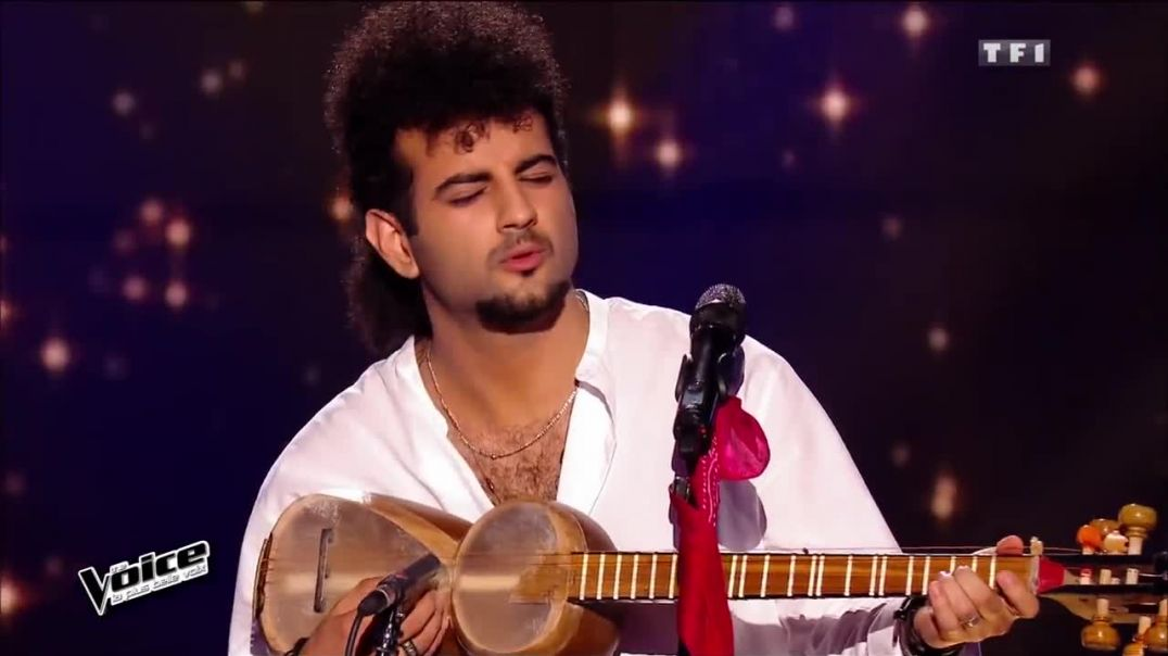 Chris Isaac – Wicked Game - Araz Taman - The Voice France 2016 - Blind Audition.mp4
