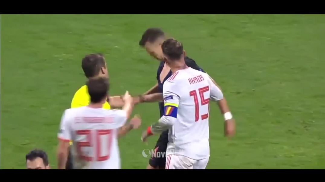 Perisic v Busquets - Torn Shirt - NoveBall.mp4