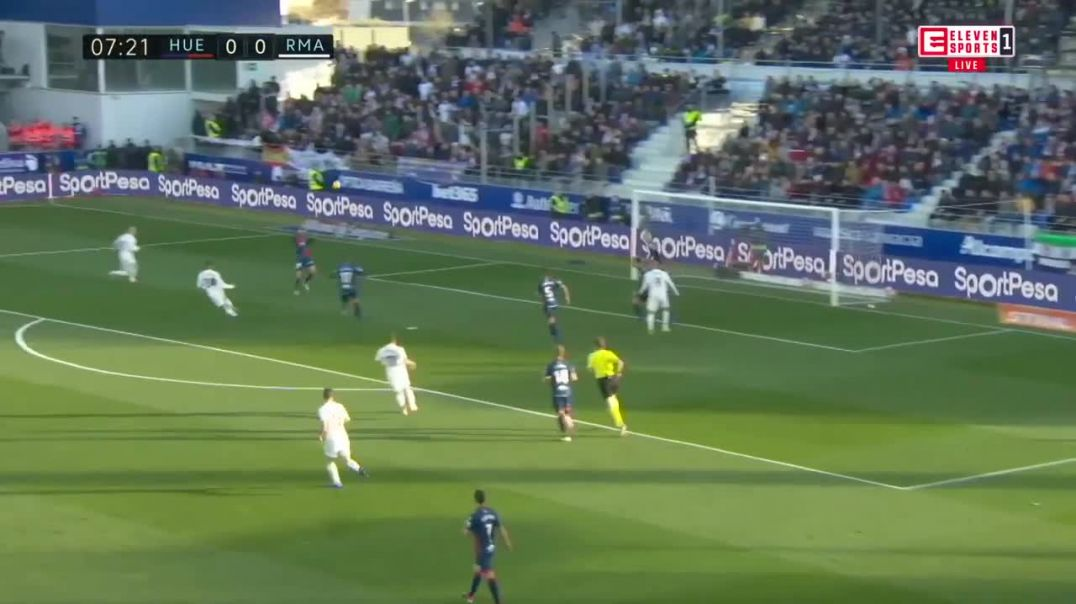 Huesca vs Real Madrid 0-1 Goal BALE 09-12-2018 HD.mp4