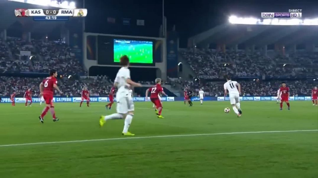 Gareth Bale Goal Kashima Antlers vs Real Madrid 0-1.mp4