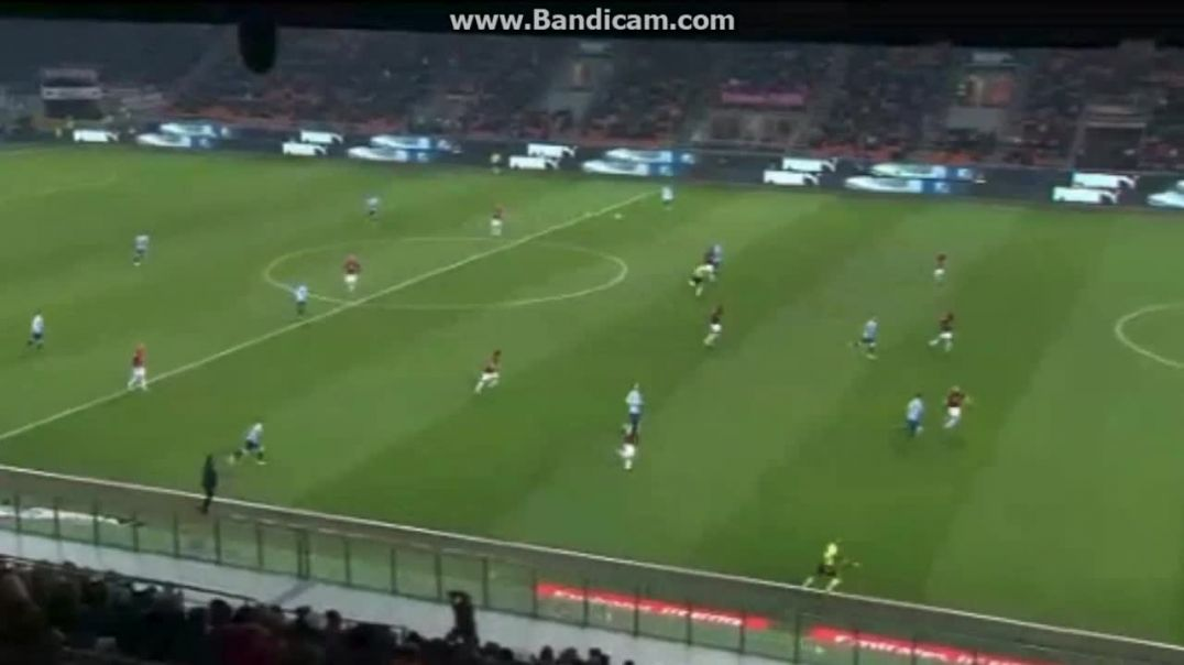 AC Milan vs Spal 0 - 1 Petagna goal.mp4