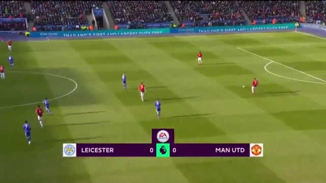 Leicester Manchester United