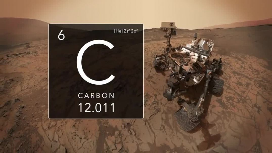 Curiosity Rover Finds Ancient Organics on Mars