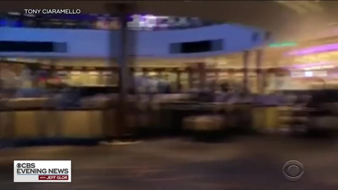 Passengers hurt after wind gust hits Norwegian cruise.mp4
