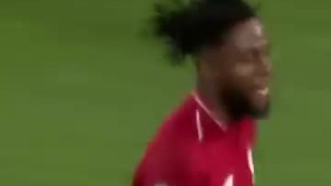 Liverpool Fake Corner Goal Vs Barcelona
