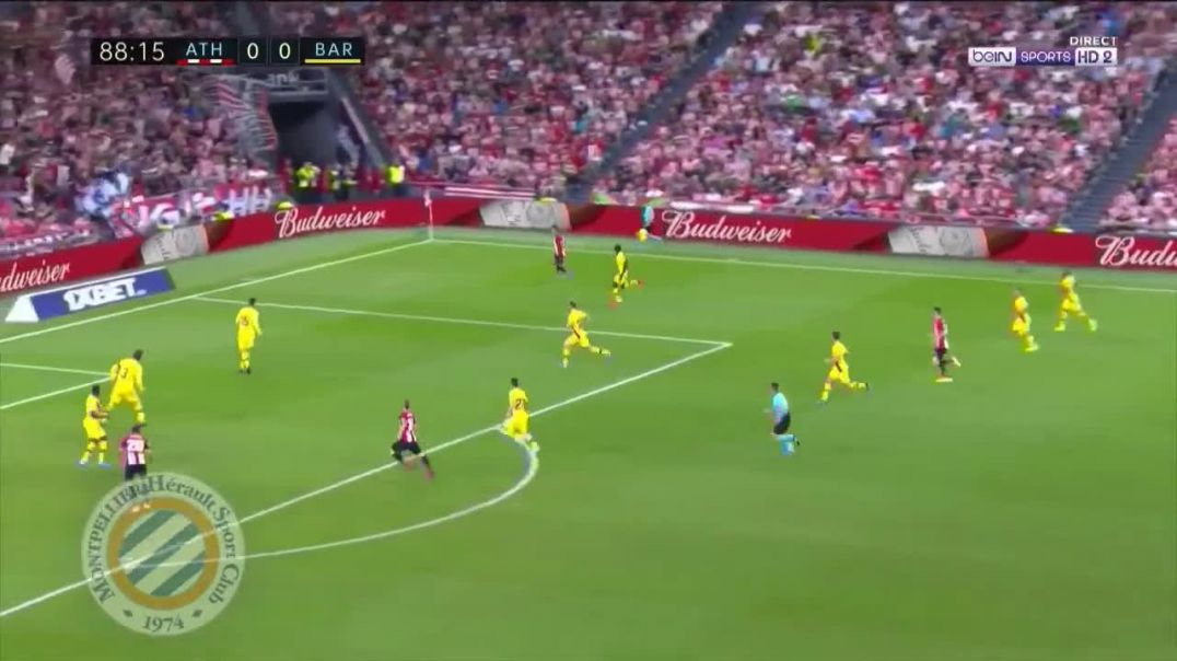 Aduriz Amazing Bicycle Kick Goal Athletico Bilbao 1-0 Barcelona.mp4