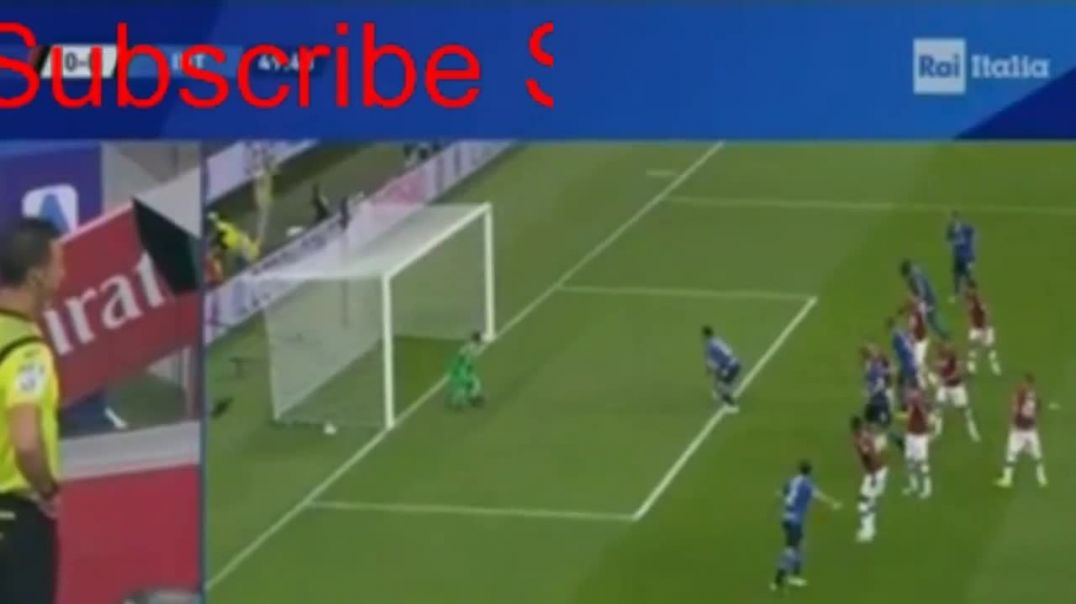 Ac milan vs Inter 0-1 Gol Brozovic 21-09-2019.mp4