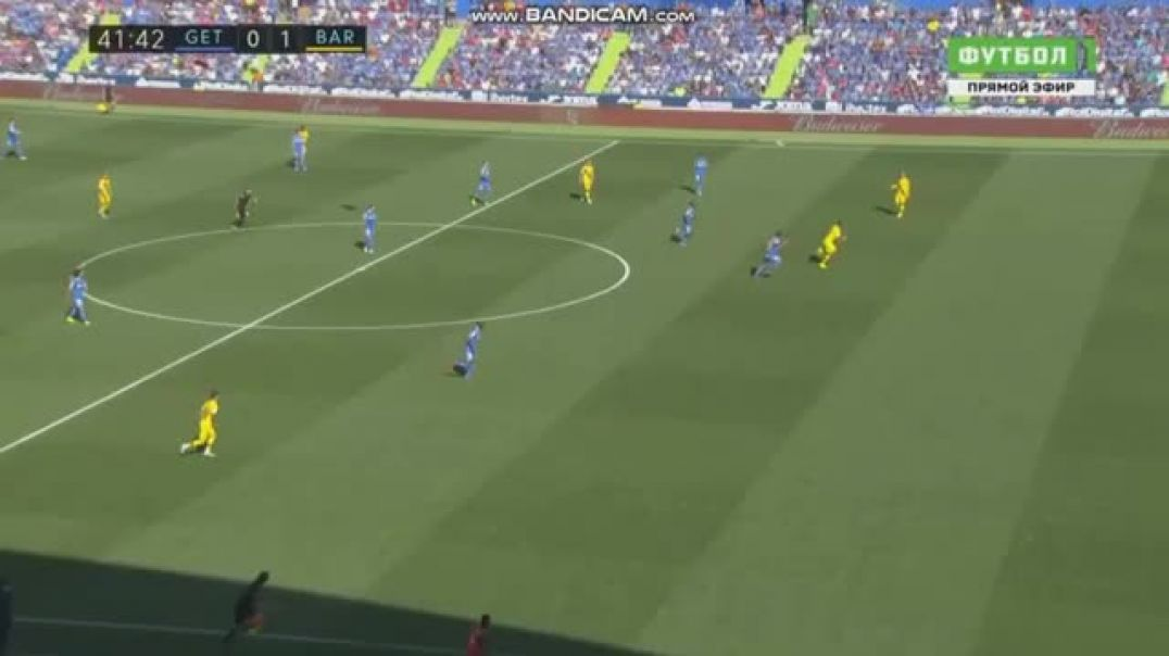 Suared Goals Getafe vs Barcelona 0-1 2019 HD.mp4