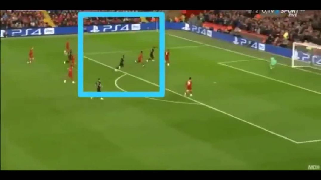Hwang Heechan dribbles past van dijk and scores in Liverpool vs Salzburg-NOTHING BUT BOTTLE!!mp4