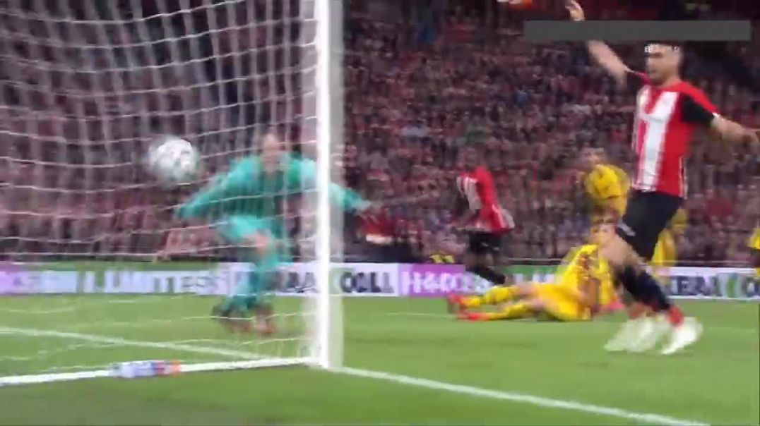 Inaki Williams GOAL - Athletic Bilbao vs Barcelona (1-0) - Copa del Rey 2-2020 HD.mp4