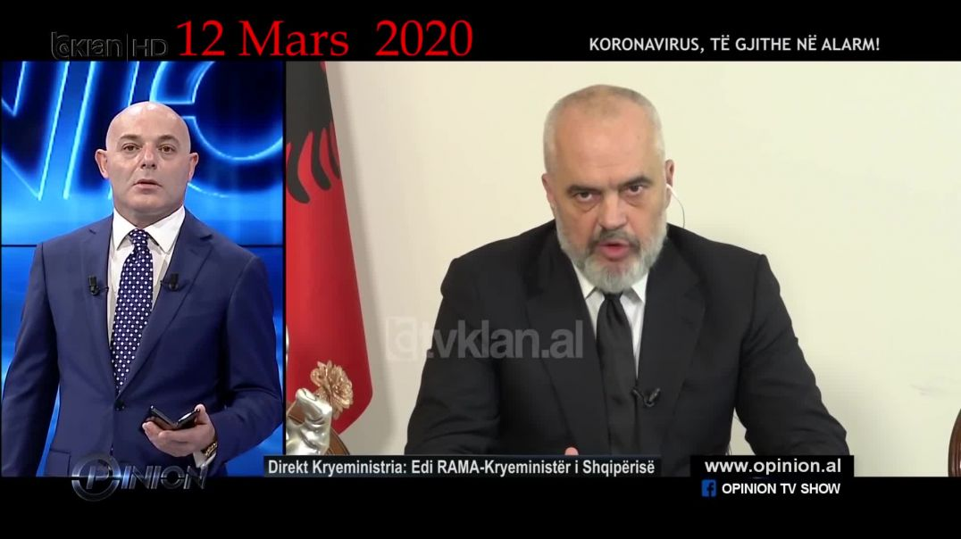 Edi Rama ne opinion