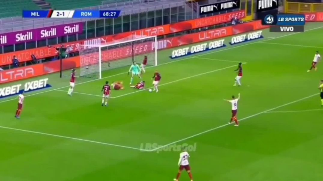 Is This Was A Penalty_ AC Milan vs AC Roma.mp4
