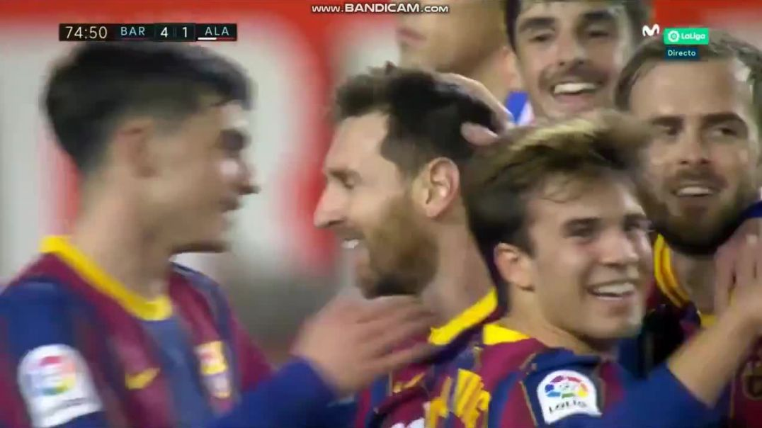 Messi supergol